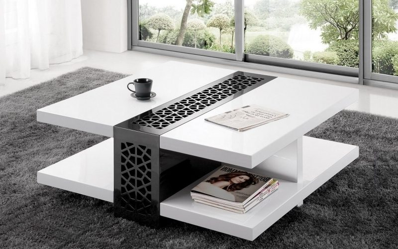 galer a de im genes mesas de centro modernas. Black Bedroom Furniture Sets. Home Design Ideas