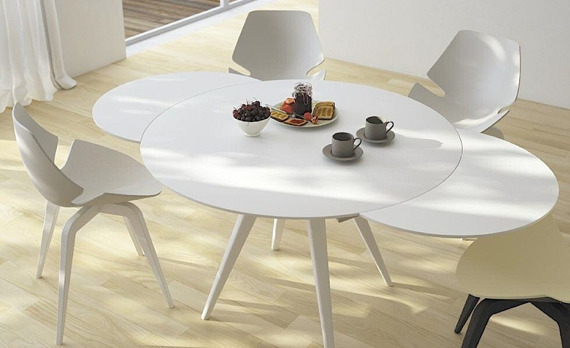 Best Mesa Cocina Redonda Extensible Photos - Casa & Diseño Ideas ...