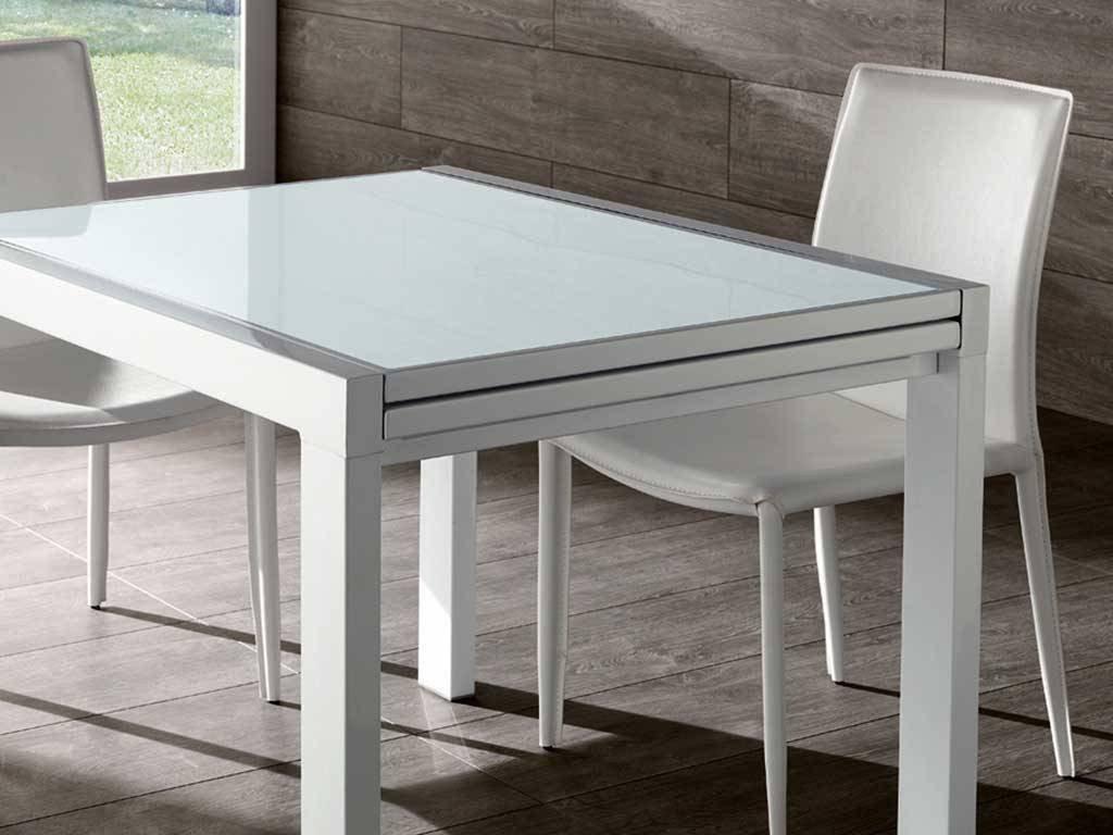 Mesas de comedor extensibles for Mesas y comedores