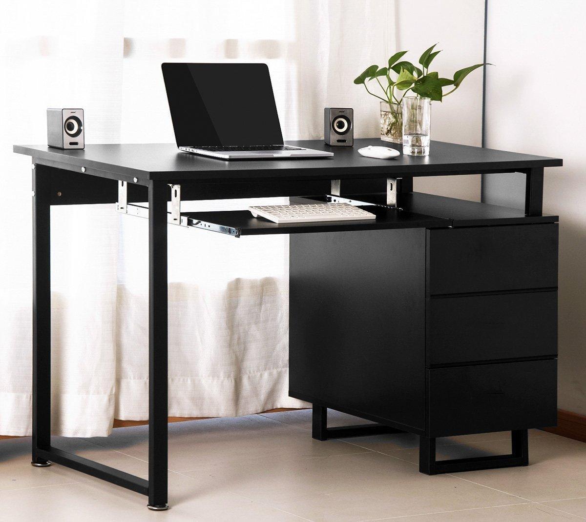 Mesas de ordenador - Como hacer una mesa de ordenador ...