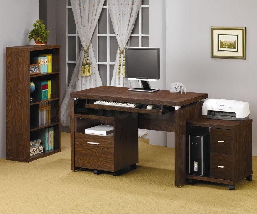 Mesas de ordenador - Mesa ordenador madera ...