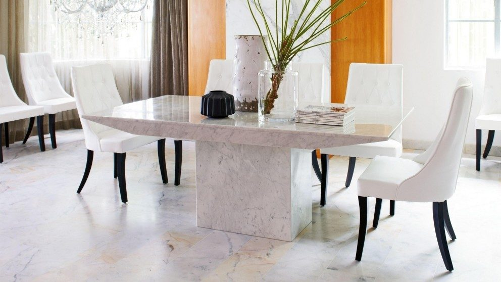 Mesas de marmol para comedor affordable elegant vendo for Vendo marmol travertino