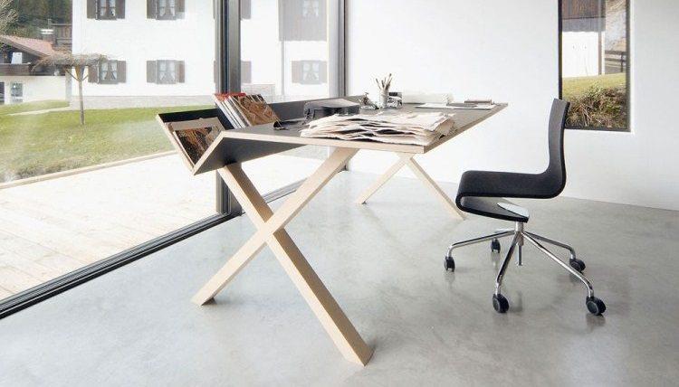 Mesas de madera plegables - Mesa plegable salon ...
