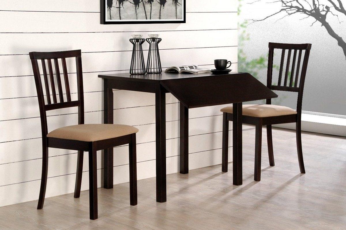 Mesas de cocina peque as for Mesas de cocina redondas extensibles