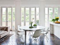 Mesas redondas de comedor